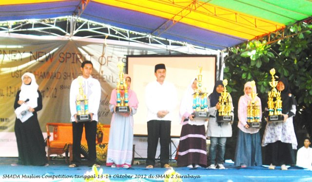 Smada Muslim Competition
